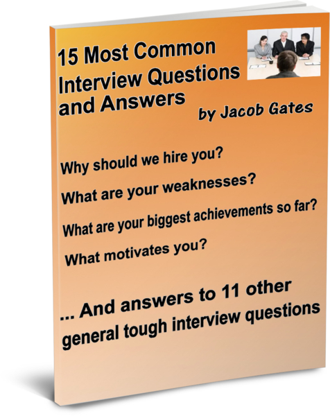 Ultimate Guide To Job Interview Answers Pdf